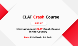 clat crash courses