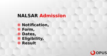 NALSAR-Admission
