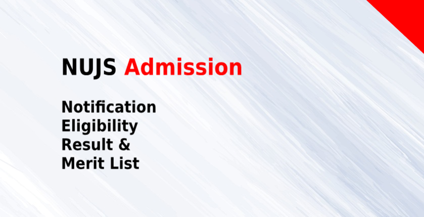 NUJS_admission