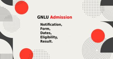 GNLU Admission